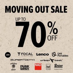 TwoBros Lifestyle & Gadget Store: Moving Out Sale Up to 70% OFF