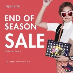 Lapalette: End of Season Sale