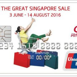 Onsen: 15% OFF total bill with a min. spend of $1000 with UnionPay