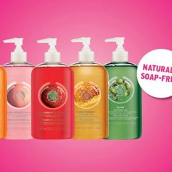 The Body Shop: Buy 1 Get 1 Free Soap-free & Natural Shower Gel