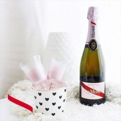 UOB: Enjoy a complimentary glass of G.H. Mumm rose champagne + 1-for-1 all night long