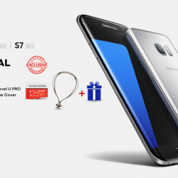 Lazada: FREE 128GB memory card, Level U PRO headset and a special gift with purchase of Samsung S7 or S7 Edge