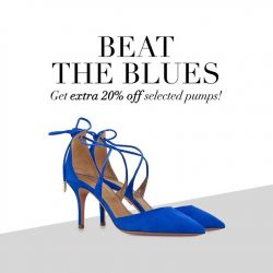 LaPrendo: Get extra 20% off selected pumps with promo code