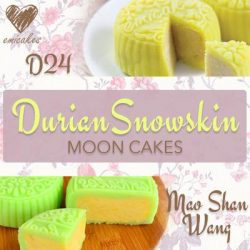 Emicakes: Best selling Man Shan Wang mooncake promo Buy 1 Large, Get TWO mini FREE is back!