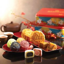 Bakerzin: 10% Early Bird Discount on Mooncakes