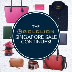 Goldlion: Enjoy 30% off with any 2 items purchased
