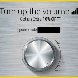 Courts: Coupon Code for Additional 10% OFF Audio Products