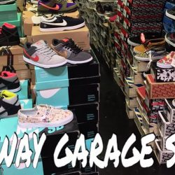 LE Way: Garage Sale 2016 Up to 70% OFF Nike SB Dunks, Adidas Skateboarding, Vans, Vans Taka Hayashi, Converse Sneakers and more