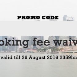 ComfortDelGro: Coupon Code for Waiver of Booking Fee