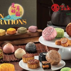 Takashimaya: Mid-Autumn Celebrations Mooncake Fair