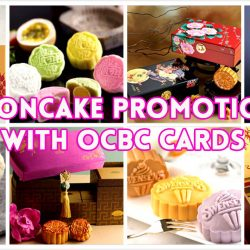 OCBC Cards: Mid-Autumn Mooncake Offers 2016 Up to 30% OFF