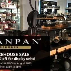 SCANPAN: Warehouse Sale Up to 80% OFF Cookware Display Units