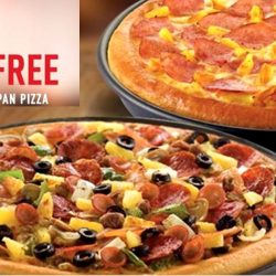 Pizza Hut: Coupon Code for Buy 1 Regular Classic Pizza and Get 1 FREE