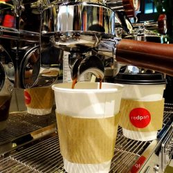 Redpan: 1-for-1 Coffee Deal on Weekdays