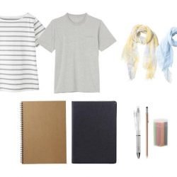 MUJI: Enjoy Up to 20% OFF on selected Garment and Stationery items Online!