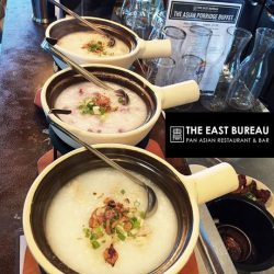The East Bureau: The Asian Porridge Buffet