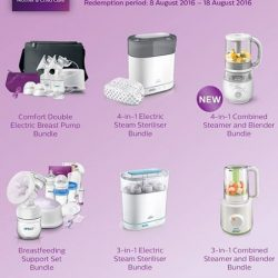 BHG: Enjoy $30 off selected Baby Care Bundles from Philips Avent