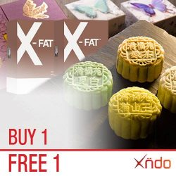 Xndo: BUY 1 FREE 1 X-FAT Twinpack