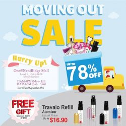 SD Perfume: Moving Out Sale Up to 78% OFF