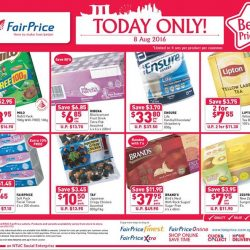NTUC FairPrice: Exclusive One Day Specials