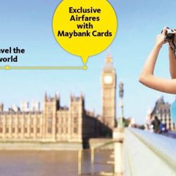 Maybank: Exclusive All-Inclusive Return Airfares on British Airways from S$668 to Sydney, London, New York & more