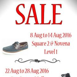 Design & Comfort: Atrium Sale at Square 2 and City Square Mall