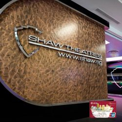 UOB: 1-for-1 Movie Ticket at any Shaw Theatres with UOB UnionPay Platinum Card