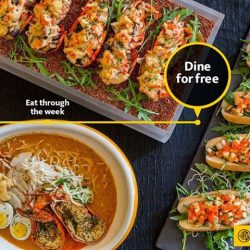 Maybank: 1 Dines for FREE with Every 2 Paying Adults for Daily Buffet Dinner at Hotel Jen Tanglin