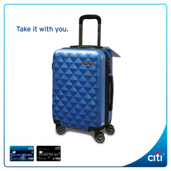 Citibank: Enjoy 8% OFF Hotel Bookings in the Philippines and Malaysia via Agoda
