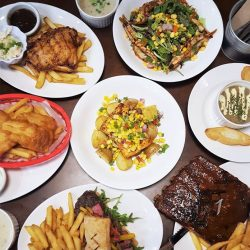 Morganfield's: 1 FREE Set Lunch for Every 6 Sets Ordered