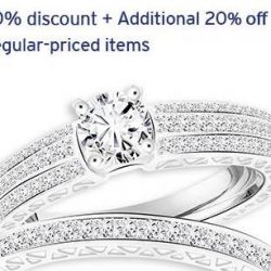 Citibank: Enjoy up to 50% discount + Additional 20% OFF Regular-Priced Items at Taka Jewellery