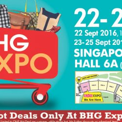 Singapore Expo: BHG Expo Up to 85% OFF over 200 Brands