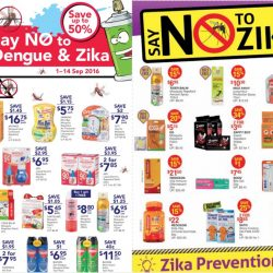 FairPrice / Unity: Mosquito Repellent Offers Up to 50% OFF