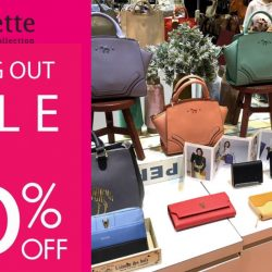 Lapalette: ION Orchard Moving Out Sale Up to 60% OFF Special Offer Items