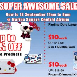 Megcorp Toys: Super Awesome Sale Up to 90% OFF Sanrio Products