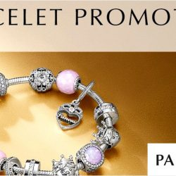 Pandora: Complimentary Bracelet with Min. Spend