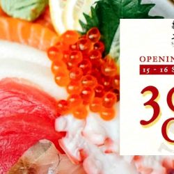 Shin-Do Japanese Casual Dining: Opening Promotion - 30% OFF Entire Menu at Century Square