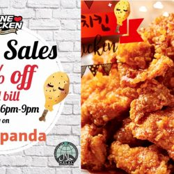 NeNe Chicken: Enjoy 30% OFF Total Bill when You Order from FoodPanda Tonight