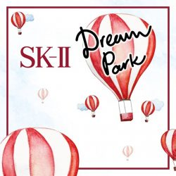 Isetan: Like and share this post to get 1 Dream Token and grab free SK-II gifts at SK-II Dream catcher