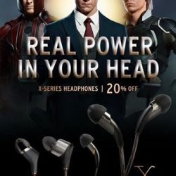 Stereo Electronics: 20% off all Klipsch X-Series premium earphones