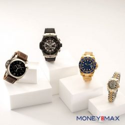 MONEYMAX: Fabulous Luxury Watch Sale at Toa Payoh Outlet