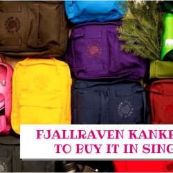 Fjallraven Kanken: Where to Buy It in Singapore!