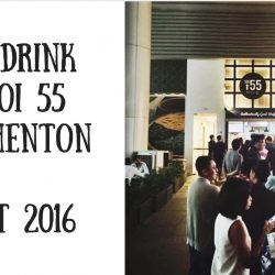 Soi 55: FREE Thai Iced Milk Tea at One Shenton's Official Opening