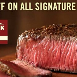 Outback Steakhouse: Enjoy 25% OFF on All Signature Steaks on Wednesdays