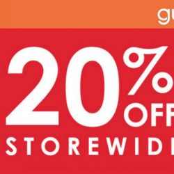 Guardian: 20% OFF Storewide in Stores and Online