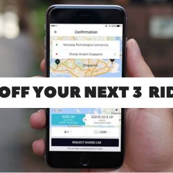 Uber: Coupon Code for $3 OFF Your Next 3 Rides