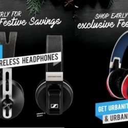 Sennheiser: Festive Offers Up to $100 OFF Headphones & More!