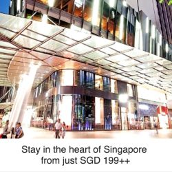 Mandarin Orchard: Black Friday Flash Sale Staycation from just SGD 199++