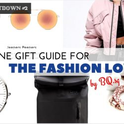 Christmas Countdown 2016 #2- Online Gift Guide for the Fashion Lover!