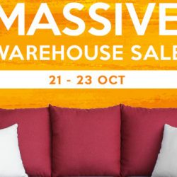 Big Box: Massive Warehouse Sale Up to 80% off on all branded furniture, mattress, home appliances